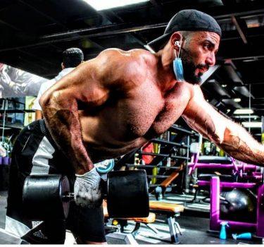 Abu Dhabi PT For Muscle Building & Strength - Eslam