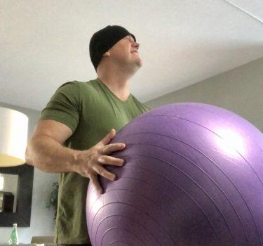 Abu Dhabi Personal Trainer - flexibility coach - LJ
