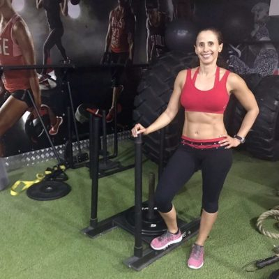 At home body toning and nutrition coach in Dubai - Amira