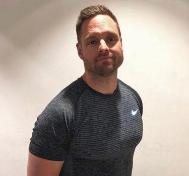 Body building coach in Dubai - Paul Magnus