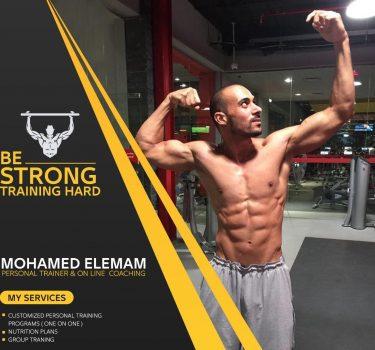 Dubai PT & Fitness Coach Mohamed Elemam