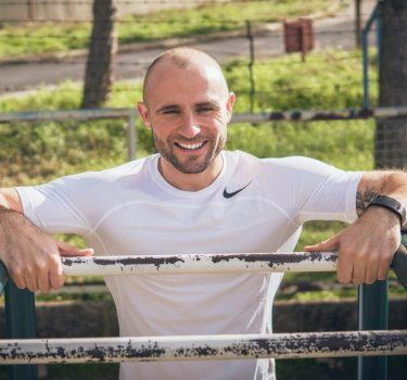 Dubai Personal Fitness Trainer & Wellness Coach - Viktor