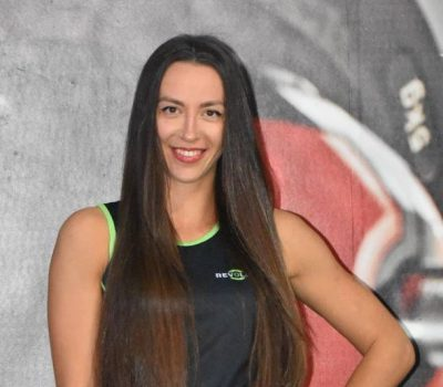 Dubai female pt and boxing fitness coach - iryna