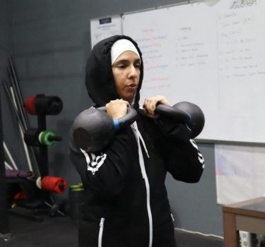 Female Personal Trainer In Sharjah - Musarat