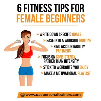 Fitness Tips For Females In The UAE
