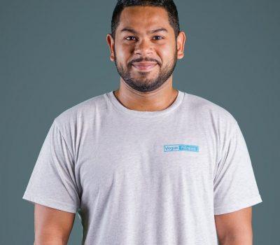 Boxing coach in Abu Dhabi - Hassan Yassin