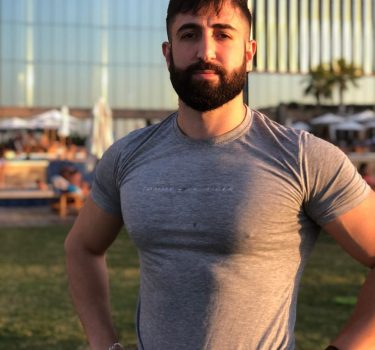 Halil Gul - Dubai PT For Kickboxing, Boxing & Football Fitness
