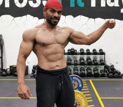 Ibrahim Munshi Personal Trainer and CrossFit coach in Sharjah
