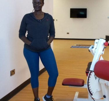 Irene - personal fitness coaching at home in Abu Dhabi for Ladies