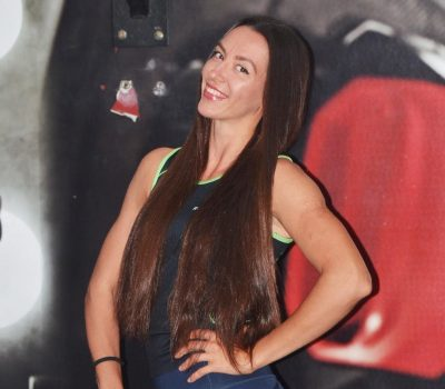 Irina - Female personal trainer and boxing for fitness coach in Dubai - At home or online training