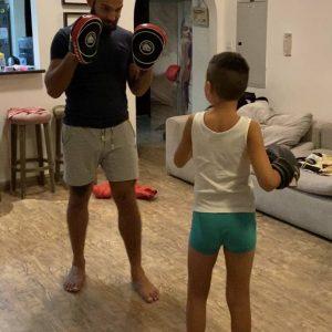 Jiu Jitsu Personal Traning In Dubai With Coach Marc
