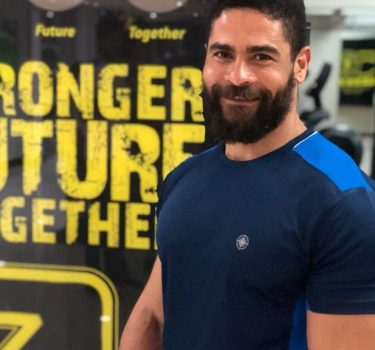 Kickboxing and Boxing Coach In Abu Dhabi For Adults - Children - Hamada
