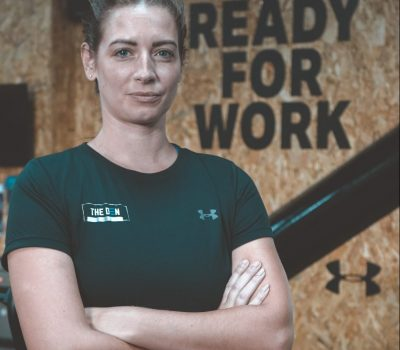 Ladies fitness personal trainer in Dubai - Naomi