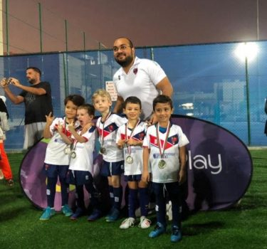 Michel - Football Coach & Kids Fitness Personal Trainer In Dubai