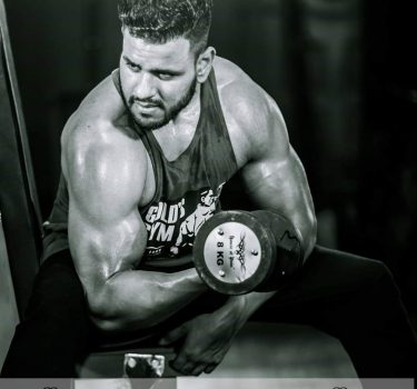 Muscle Building Coach In Abu Dhabi Al Ain - Khurram