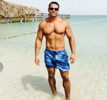 Dubai Personal Trainer Aly - Personal Training On The Beach