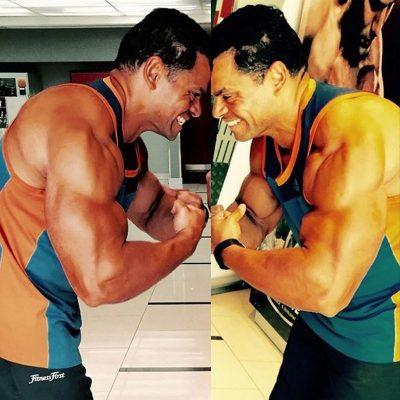 Body Toning & Body Transformation Dubai PT - Aly