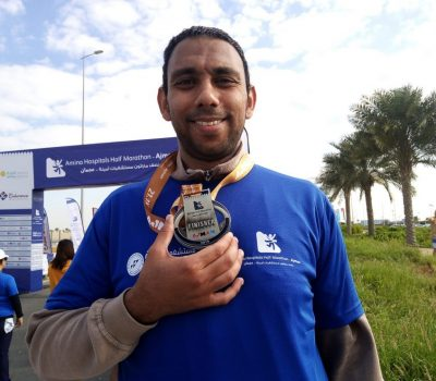 Personal Training and Physiotherapy in RAK - PT Mohammed