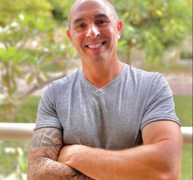 Senior fitness personal trainer in Dubai - Jordi
