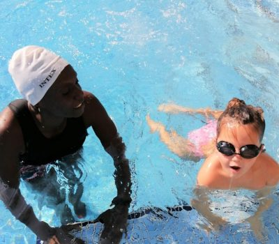 Swimming Lessons In Dubai For Adults & Kids With Irene Kenny