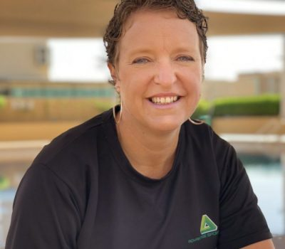 Swimming Teacher In Abu Dhabi For Private Lessons - Phillipa Von Stranz