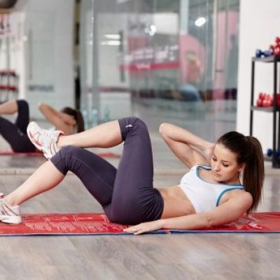 Core Workouts In Abu Dhabi - Train Your ABS