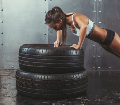 Personal trainers in the UAE for strength training and conditioning