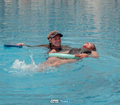 Vogue Fitness Abu Dhabi Swimming Lessons