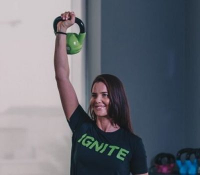 Women's fitness personal trainer in Abu Dhabi - Aileen