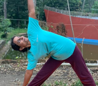 Yoga Coaching For Ladies In Sharjah With Rajeesha