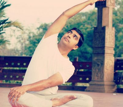 Yoga Coaching In Dubai For Men & Women With Coach Rajesh