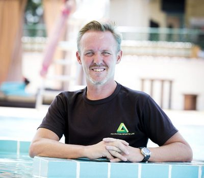Private Swimming Coach in Abu Dhabi, UAE - Jason Wagner