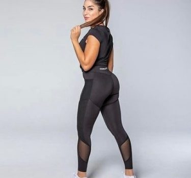 body toning and weight loss personal trainer in Dubai - Asmaa
