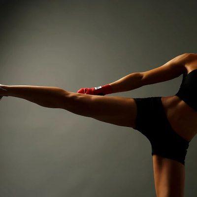 female kickboxing personal trainers in dubai and abu dhabi