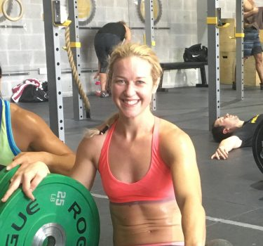 female trainer in abu dhabi - dora