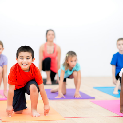 fitness for children in the uae