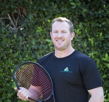 Personal Trainer & Tennis Coach In Abu Dhabi - Matt Inglis