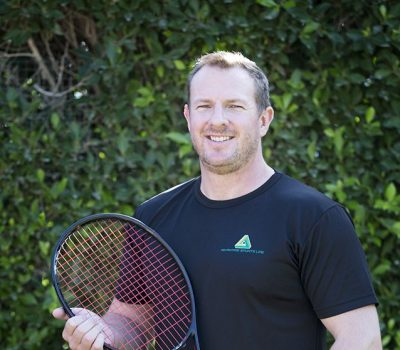 Personal Trainer & Tennis Coach In Abu Dhabi - Matt Inglis