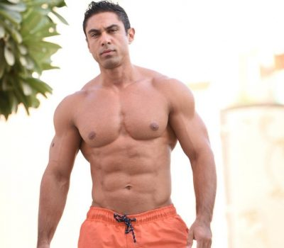 personal trainer and bodybuilding fitness coach in Dubai fouad