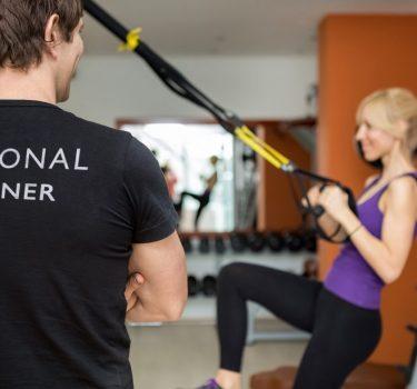 Personal trainers in Abu Dhabi, Dubai and Sharjah