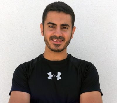 Swimming personal trainer and swimming coach in Dubaii Nader Rofail