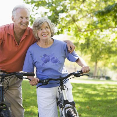 senior fitness in the UAE - cycling for fitness in abu dhabi and dubai