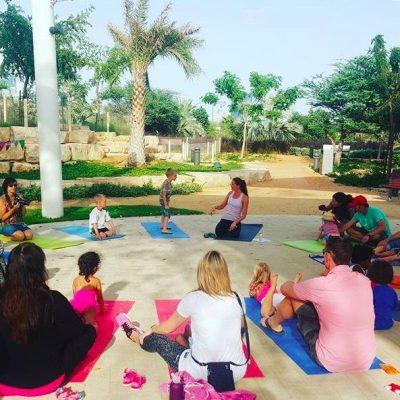 Yoga Personal Training For Kids In Abu Dhabi
