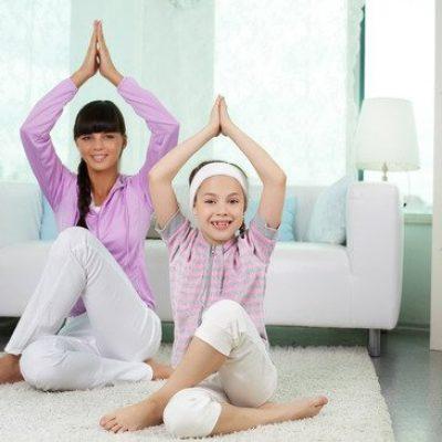 Yoga For Children Personal Training In Dubai & Abu Dhabi